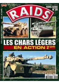 RAIDS H.S. N°020 LES CHARS LÉGERS EN ACTION T2