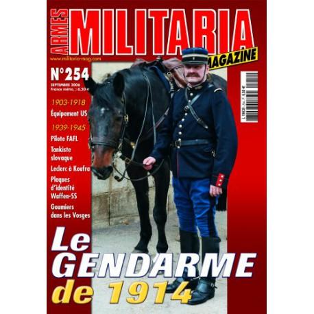 MILITARIA N°254