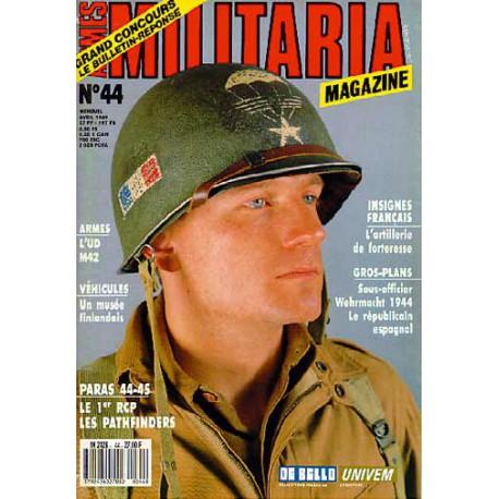 MILITARIA N°044