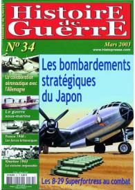 HISTOIRE DE GUERRE (ancienne serie) N°034