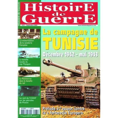 HISTOIRE DE GUERRE (ancienne serie) N°061