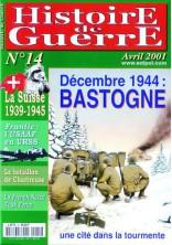 HISTOIRE DE GUERRE (ancienne serie) N°014