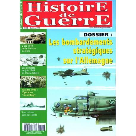HISTOIRE DE GUERRE (ancienne serie) N°062
