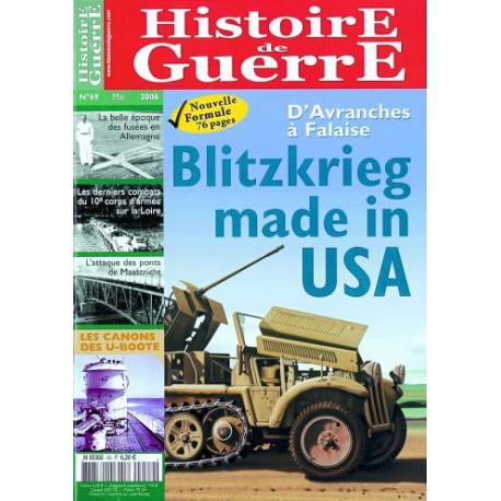 HISTOIRE DE GUERRE (ancienne serie) N°069