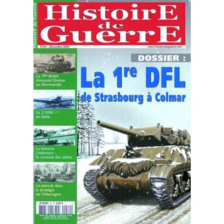 HISTOIRE DE GUERRE (ancienne serie) N°064