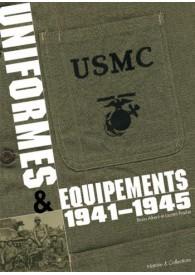 USMC - UNIFORMES ET EQUIPEMENTS DU MARINE CORPS 1941-1945