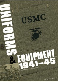 USMC - MARINE CORPS UNIFORMS & EQUIPMENT 1941-1945 (GB)