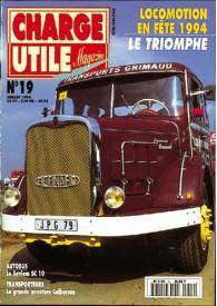 CHARGE UTILE N°019