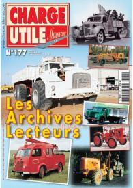 CHARGE UTILE N°177