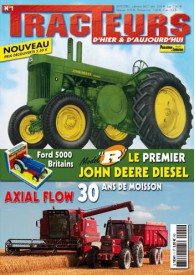 TRACTEURS PASSION & COLLECTION N°001