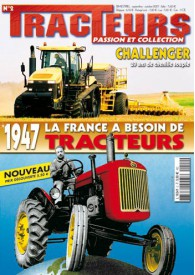 TRACTEURS PASSION & COLLECTION N°002