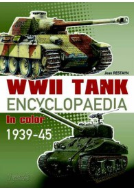 ENCYCLOPAEDIA OF AFVs OF WWII VOL. 1 : TANKS