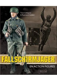 FALLSCHIRMJ€GER EN ACTIONS FIGURES