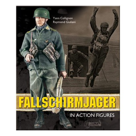 FALLSCHIRMJ€GER IN ACTION FIGURES (GB)