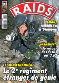 RAIDS N°262