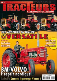 TRACTEURS PASSION & COLLECTION N°005
