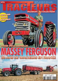 TRACTEURS PASSION & COLLECTION N°006