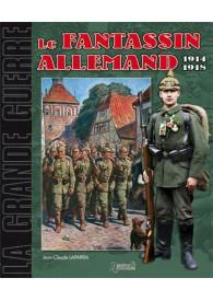 LE FANTASSIN ALLEMAND 1914-1918