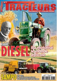 TRACTEURS PASSION & COLLECTION N°007