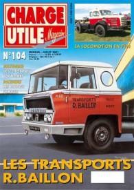 CHARGE UTILE N°104