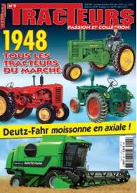 TRACTEURS PASSION & COLLECTION N°009