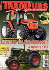 TRACTEURS PASSION & COLLECTION N°010