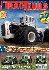 TRACTEURS PASSION & COLLECTION N°011
