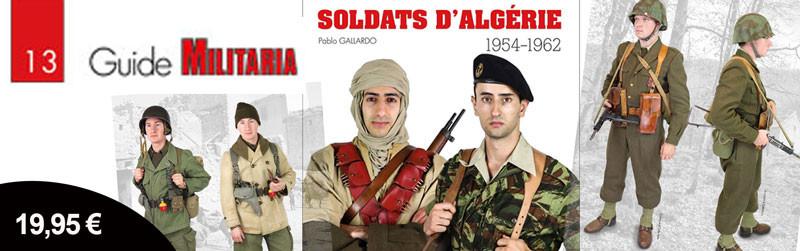 Soldats d'Algérie 1954-1962